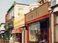 Avalon head shop mural 1988 - 2006