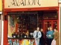 Avalon head shop mural 1988