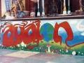 Avalon head shop mural 1993