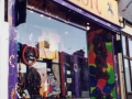 Avalon head shop murals 1996