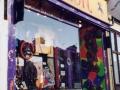 Avalon head shop murals 1996