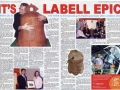 Portsmouth Post magazine Chinese Dagu bell article