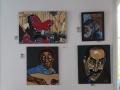 Budd art at the arts lodge 2013