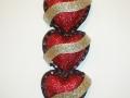 Maria Mullis hearts exhibition 2005