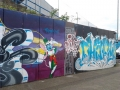 Fratton Art Graffiti May 2014