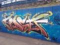 Fratton Art Graffiti May 2014