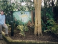 Flying Bull School mural 2001