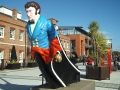 Gunwharf figurehead 2012