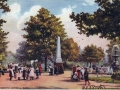 Victoria Park painting 1908