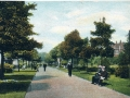 painted view of Victoria Park