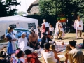 Party in the park 2003 Mad hatters party