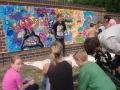 Farmside Gardens community mural 2006