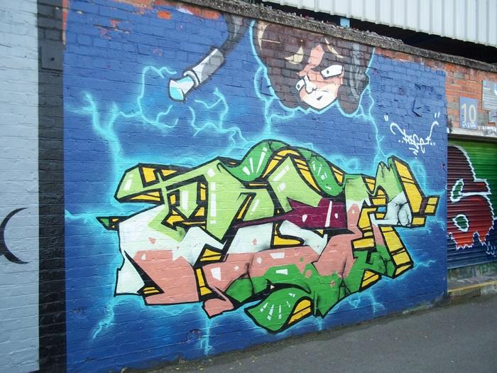 Fratton Park Street Art The Art Soul Traders
