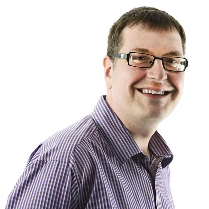 Pat Sissons from BBC Radio Solent